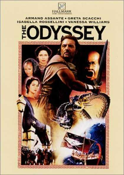 Bestselling Movies (2006) - The Odyssey by Andrei Konchalovsky