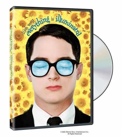 Bestselling Movies (2006) - Everything Is Illuminated by Liev Schreiber