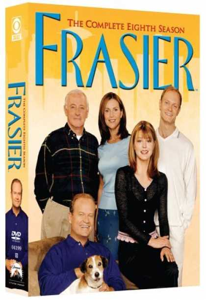Bestselling Movies (2006) - Frasier - The Complete Eighth Season