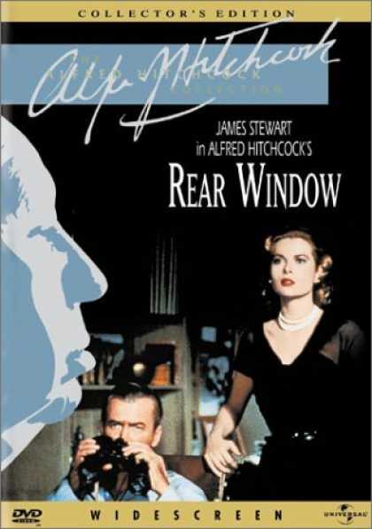 Bestselling Movies (2006) - Rear Window (Collector's Edition)
