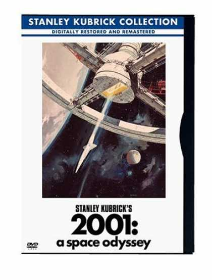 Bestselling Movies (2006) - 2001 - A Space Odyssey by Stanley Kubrick