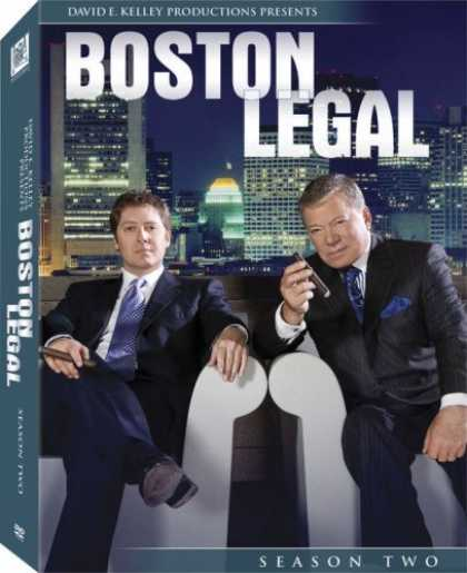 Bestselling Movies (2006) - Boston Legal - Season 2