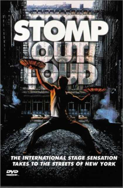 Bestselling Movies (2006) - Stomp Out Loud by Luke Cresswell