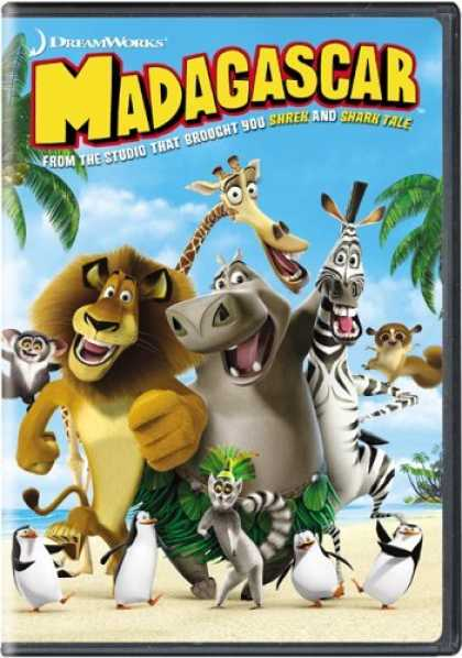 Bestselling Movies (2006) - Madagascar (Full Screen Edition) by Tom McGrath (VII)