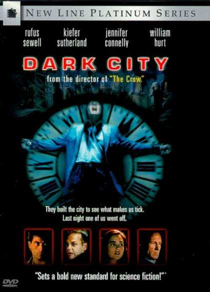 Bestselling Movies (2006) - Dark City (New Line Platinum Series) by Alex Proyas