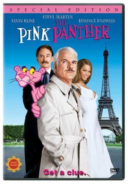 Bestselling Movies (2006) - The Pink Panther (Special Edition) by Shawn Levy