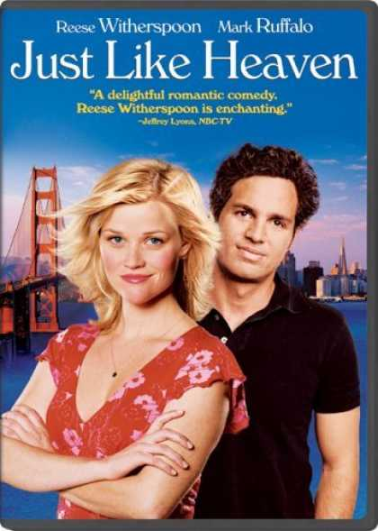Bestselling Movies (2006) - Just Like Heaven (Widescreen Edition) by Mark Waters (VIII)