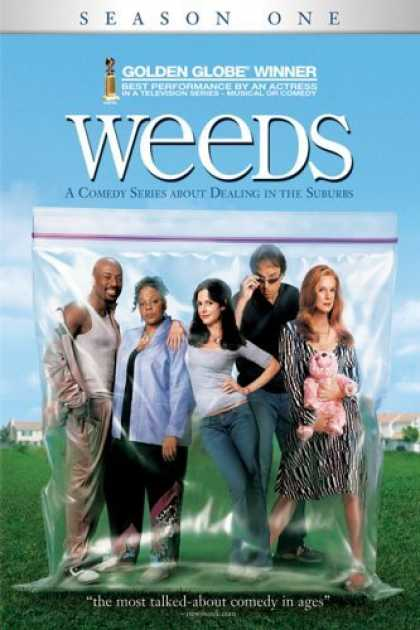 Bestselling Movies (2006) - Weeds - Season One by Tucker Gates