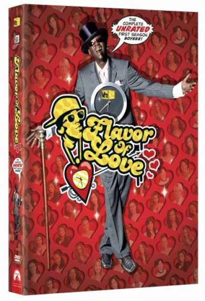 Bestselling Movies (2006) - Flavor of Love - The Complete First Season by Zach Kozek