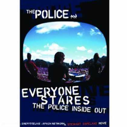 Bestselling Movies (2006) - The Police - Everyone Stares: The Police Inside Out