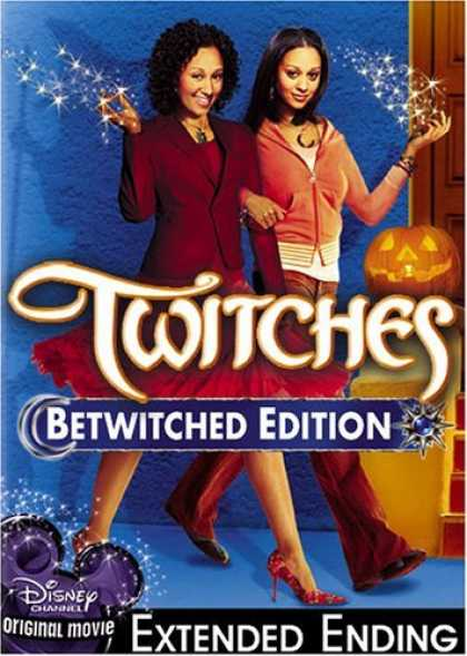 Bestselling Movies (2006) - Twitches - Betwitched Edition by Stuart Gillard