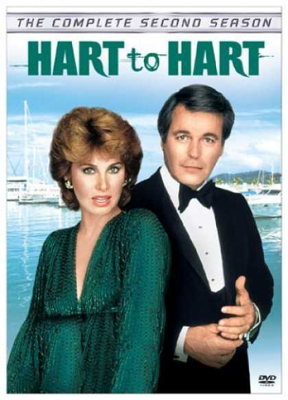Bestselling Movies (2006) - Hart to Hart - The Complete Second Season by Gabrielle Beaumont