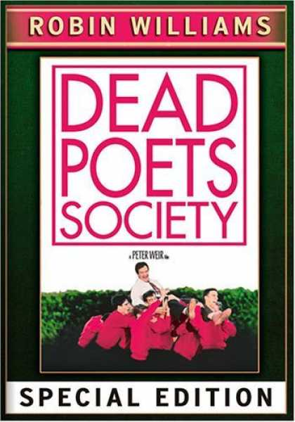 Bestselling Movies (2006) - Dead Poets Society (Special Edition) by Peter Weir