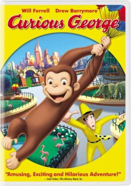 Bestselling Movies (2006) - Curious George (Full Screen Edition) by Matthew O'Callaghan