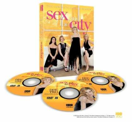 Bestselling Movies (2006) - Sex and the City - The Complete Fourth Season