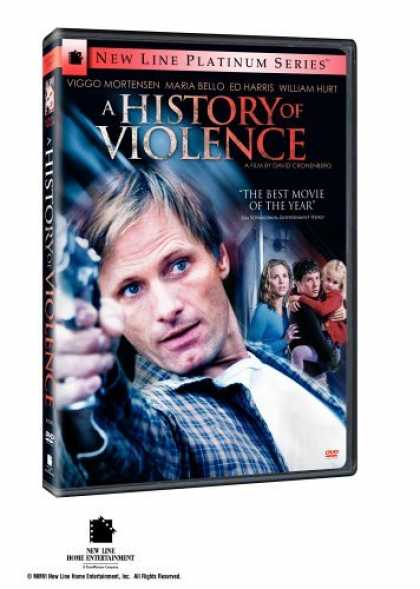 Bestselling Movies (2006) - A History of Violence by David Cronenberg