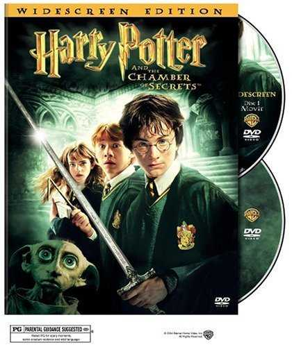 Bestselling Movies (2006) - Harry Potter and the Chamber of Secrets (Widescreen Edition) (Harry Potter 2) by