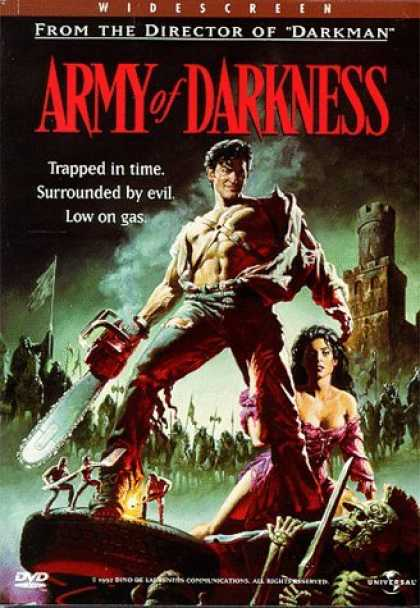 Bestselling Movies (2006) - Army of Darkness