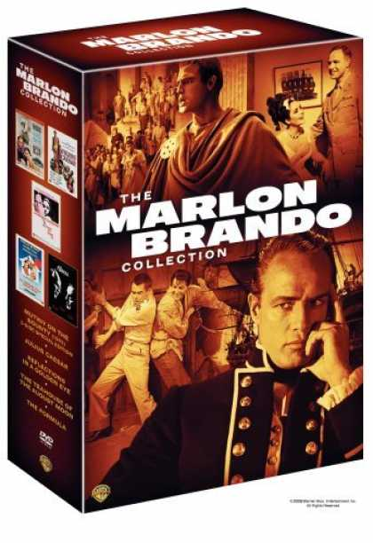 Bestselling Movies (2006) - The Marlon Brando Collection (Julius Caesar / Mutiny on the Bounty 1962 / Reflec