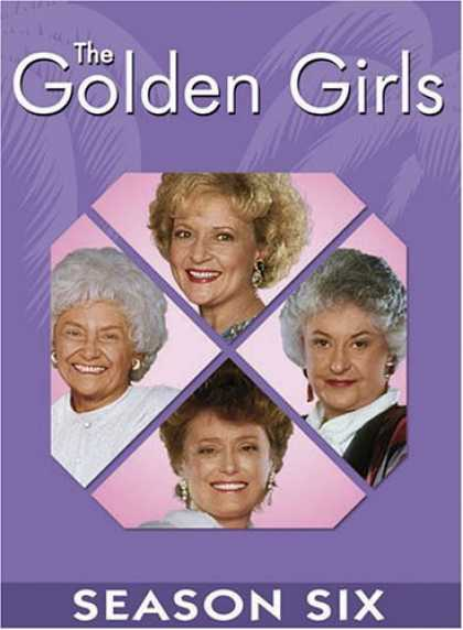 Bestselling Movies (2006) - The Golden Girls - The Complete Sixth Season