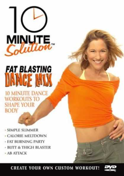 Bestselling Movies (2006) - 10 Minute Solution: Fat Blasting Dance Mix