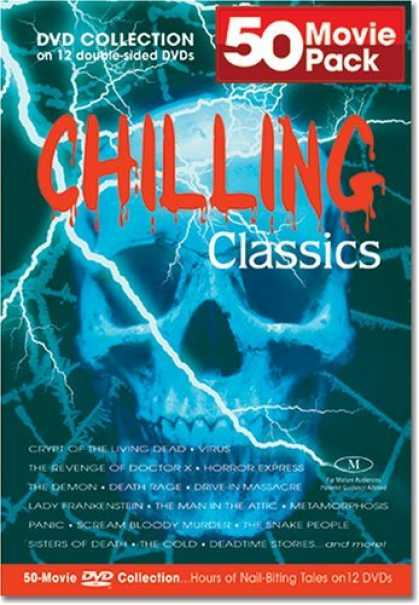 Bestselling Movies (2006) - Chilling Classics 50 Movie Pack Collection