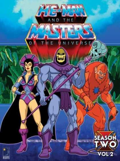 Bestselling Movies (2006) - He-Man and the Masters of the Universe - Season Two, Vol. 2 by Bill Reed