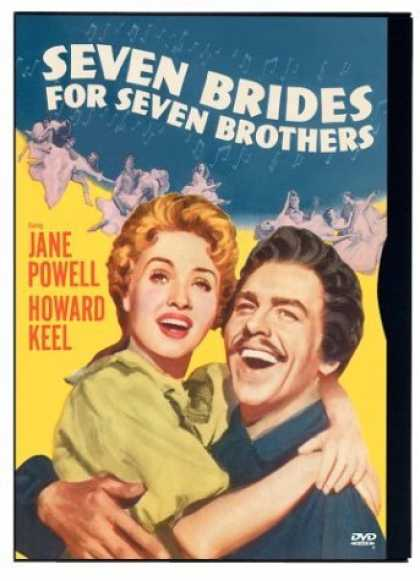 Bestselling Movies (2006) - Seven Brides for Seven Brothers by Stanley Donen