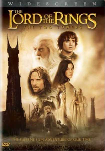 Bestselling Movies (2006) - The Lord of the Rings - The Two Towers (Widescreen Edition)