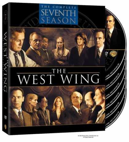 Bestselling Movies (2006) - The West Wing - The Complete Seventh Season by Jason Ensler