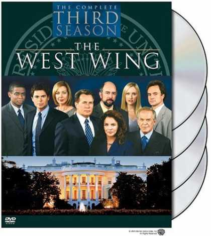 Bestselling Movies (2006) - The West Wing - The Complete Third Season by Jason Ensler