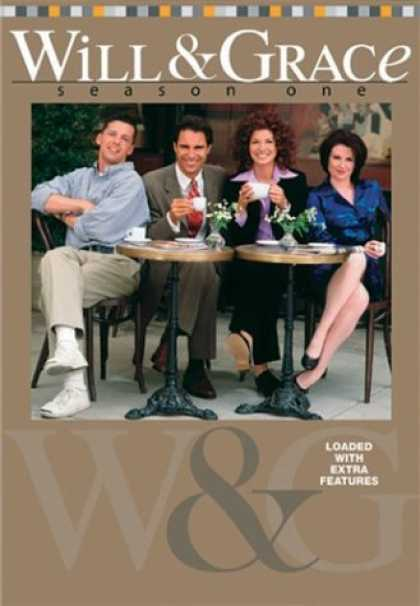 Bestselling Movies (2006) - Will & Grace - Season One by James Burrows (II)