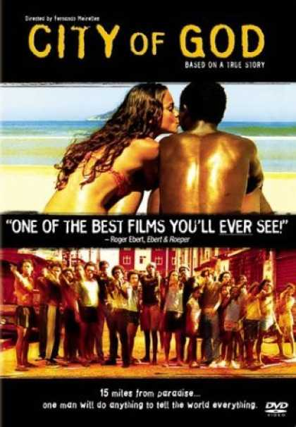 Bestselling Movies (2006) - City of God by Fernando Meirelles