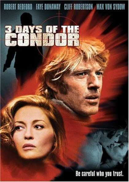 Bestselling Movies (2006) - Three Days of the Condor by Sydney Pollack