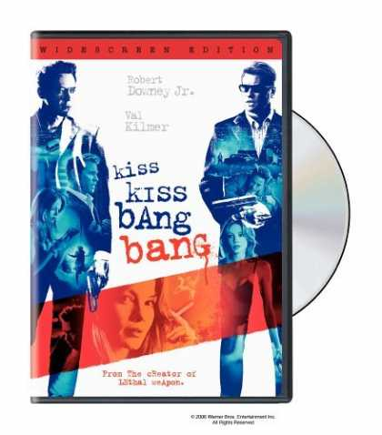 Bestselling Movies (2006) - Kiss Kiss, Bang Bang (Widescreen Edition) by Shane Black