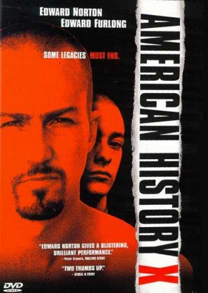 Bestselling Movies (2006) - American History X by Tony Kaye