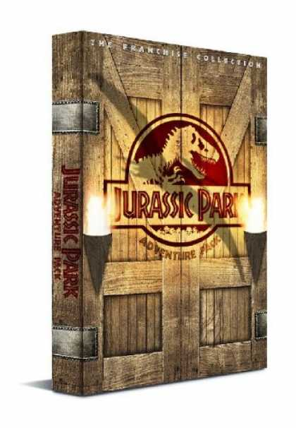 Bestselling Movies (2006) - Jurassic Park Adventure Pack (Jurassic Park/ The Lost World: Jurassic Park/ Jura