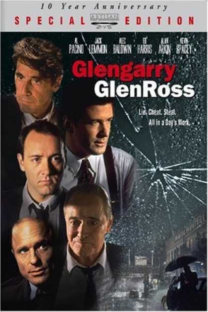 Bestselling Movies (2006) - Glengarry Glen Ross by James Foley