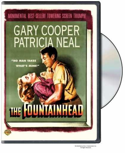 Bestselling Movies (2006) - The Fountainhead by King Vidor