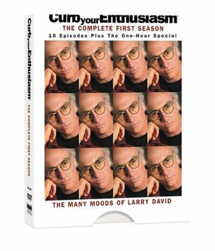 Bestselling Movies (2006) - Curb Your Enthusiasm - The Complete First Season