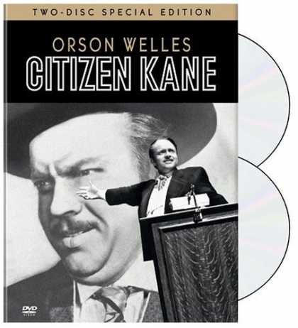 Bestselling Movies (2006) - Citizen Kane by Orson Welles