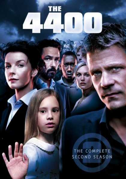 Bestselling Movies (2006) - The 4400 - The Complete Second Season by Morgan Beggs
