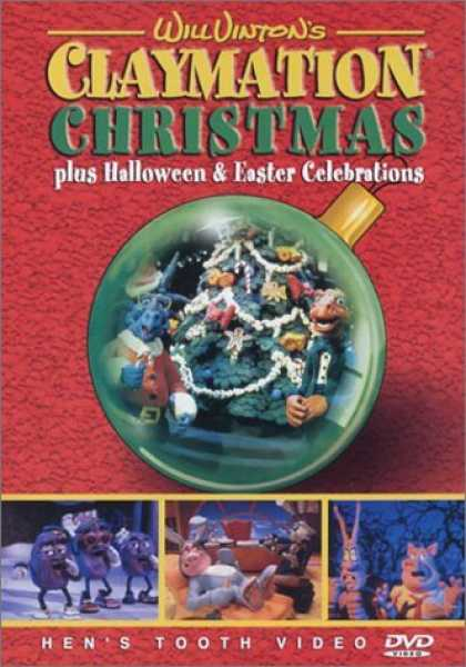 Bestselling Movies (2006) - Will Vinton's Claymation Christmas Plus Halloween & Easter Celebrations by Will