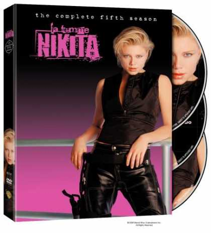 Bestselling Movies (2006) - La Femme Nikita - The Complete Fifth Season by Chris Gross