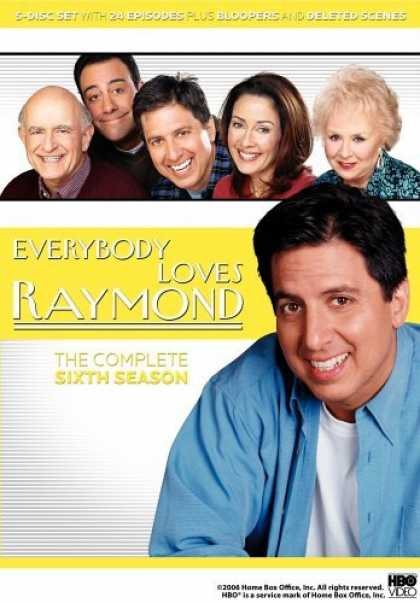 Bestselling Movies (2006) - Everybody Loves Raymond - The Complete Sixth Season