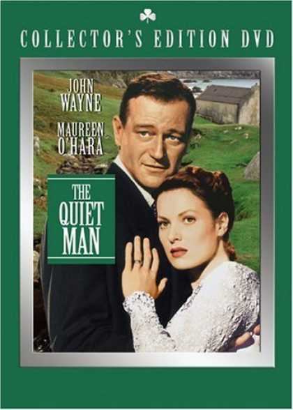 Bestselling Movies (2006) - The Quiet Man (Collector's Edition) by John Ford