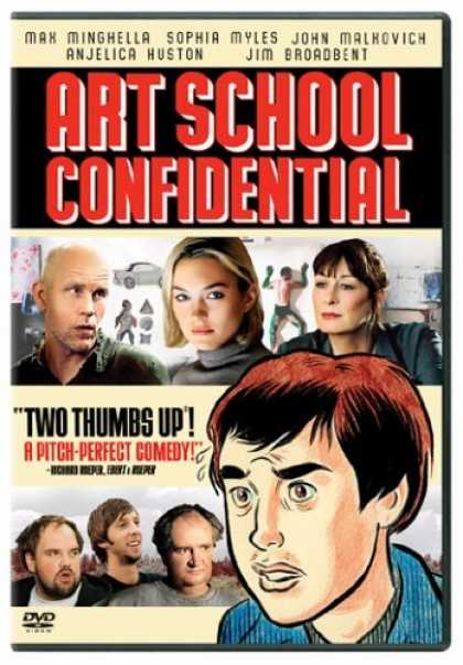 Bestselling Movies (2006) - Art School Confidential by Terry Zwigoff