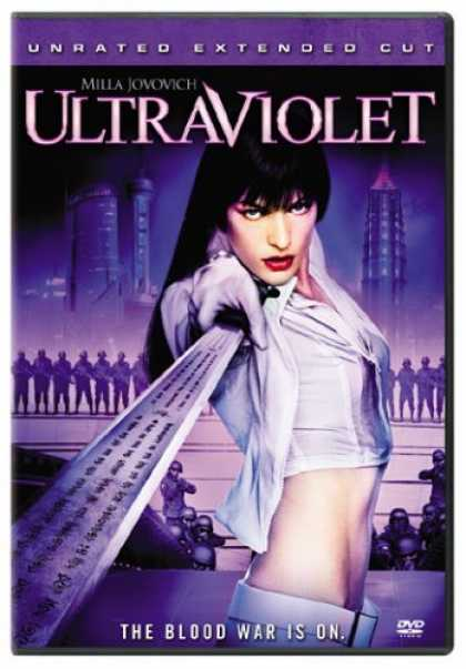Bestselling Movies (2006) - Ultraviolet (Unrated, Extended Cut)