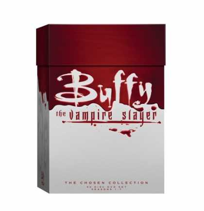 Bestselling Movies (2006) - Buffy The Vampire Slayer - Collector's Set (40 discs)