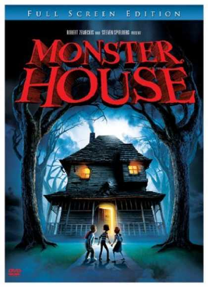 Bestselling Movies (2006) - Monster House (Full Screen Edition) by Gil Kenan